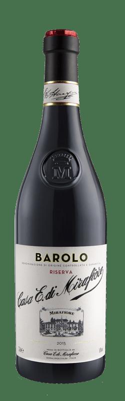Barolo Riserva  bottle
