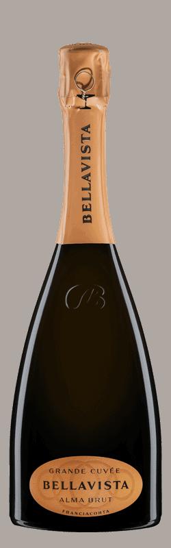 Alma Gran Cuvée Brut  bottle