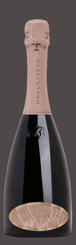 Rosé Vintage Brut  bottle