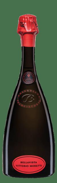 Vittorio Moretti Vintage Extra Brut  Franciacorta DOCG bottle