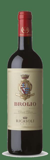 Brolio  Chianti Classico DOCG bottle