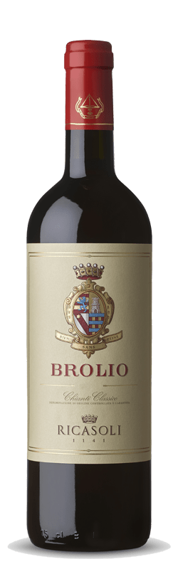 Brolio  bottle