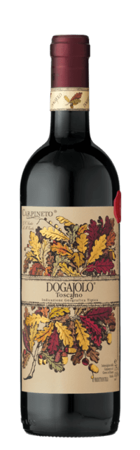 Dogajolo Toscana IGT bottle