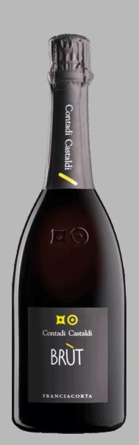 Brut  Franciacorta DOCG bottle