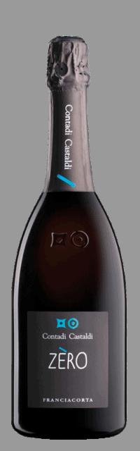 Zero Vintage Extra Brut  Franciacorta DOCG bottle