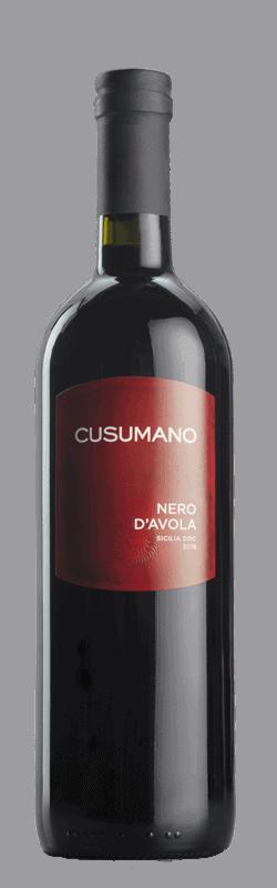 Nero d'Avola  bottle