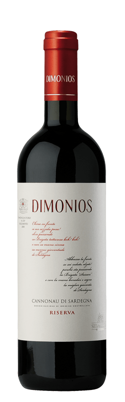 Dimonios  bottle