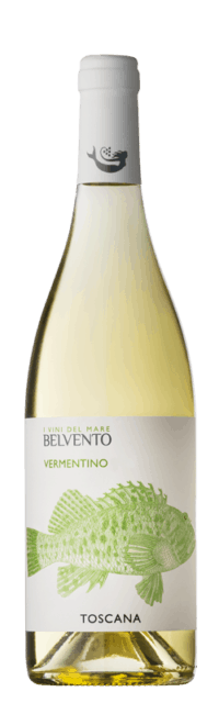 Vermentino Toscana Bianco IGT bottle