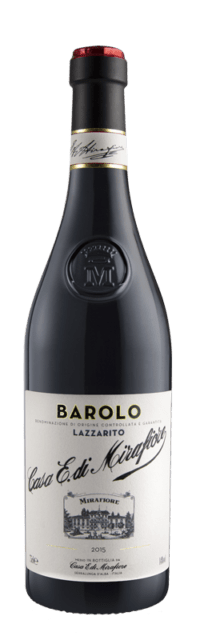 Lazzarito Barolo DOCG bottle