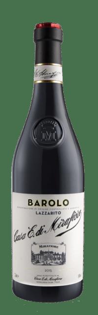 Lazzarito Barolo DOCG bottle