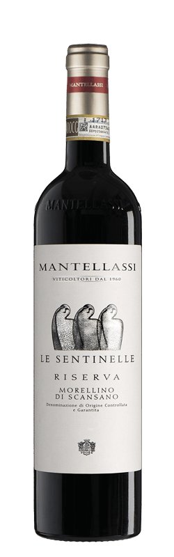 Le Sentinelle  bottle