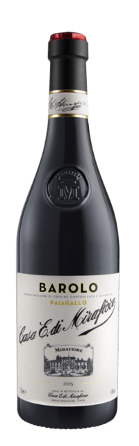 Paiagallo Barolo DOCG bottle