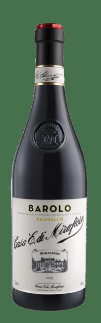 Paiagallo Barolo DOCG bottle
