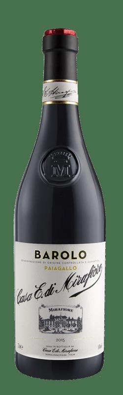 Paiagallo bottle