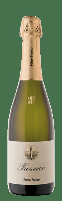 Primo Franco  Prosecco Valdobbiadene Superiore DOCG bottle
