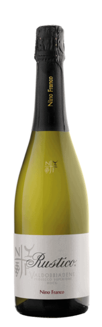 Rustico  Prosecco Valdobbiadene Superiore DOCG  bottle