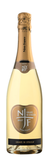 Grave di Stecca Brut  bottle