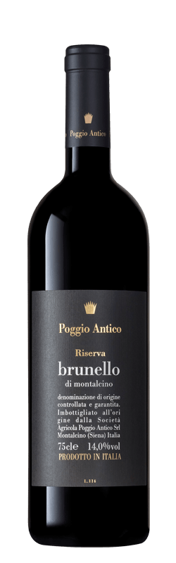 Brunello di Montalcino  bottle