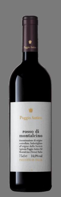 Rosso di Montalcino  DOC bottle