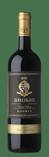 Brolio  Chianti Classico Riserva DOCG bottle