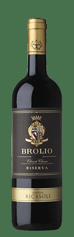 Brolio Chianti Classico Riserva  bottle