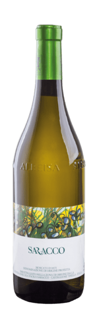 Moscato d'Asti  DOP bottle
