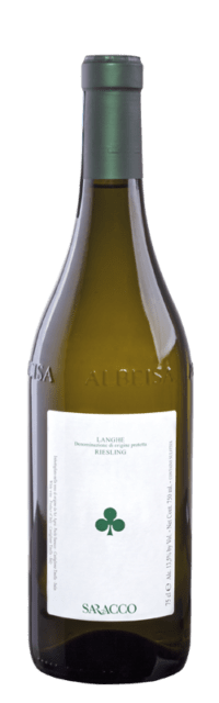 Riesling  Langhe DOC  bottle