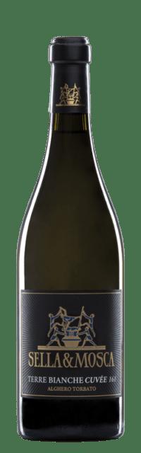 Terre Bianche Cuvée 161   Alghero Torbato DOC bottle