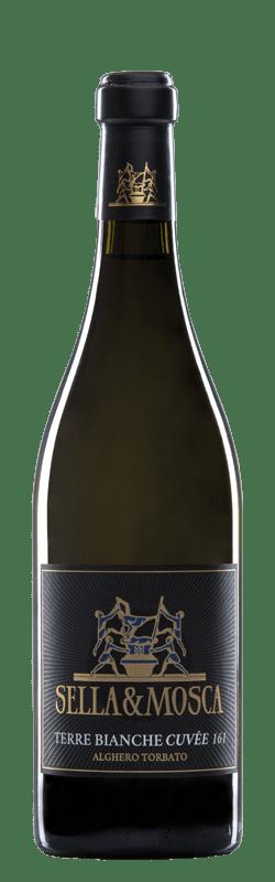 Terre Bianche Cuvée 161   bottle