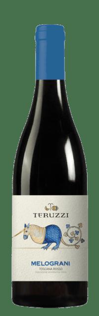 Melograni Toscana Rosso IGT bottle