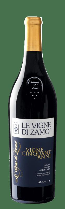 Vigne Cinquant'Anni Friulano bottle