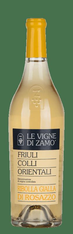 Ribolla Gialla di Rosazzo  bottle