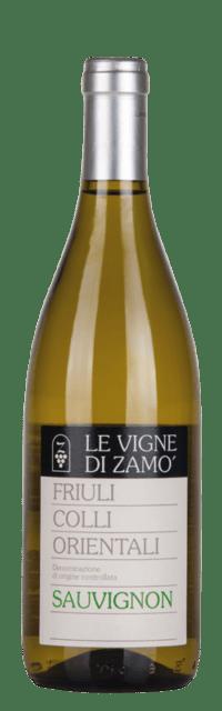 Sauvignon  C.O.F. DOC bottle