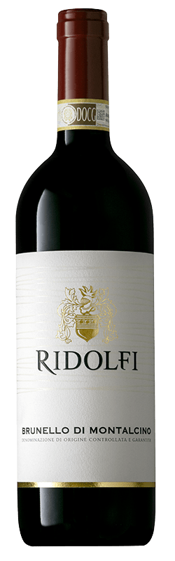 Brunello di Montalcino bottle