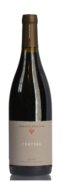 Cratere Rosso IGT bottle