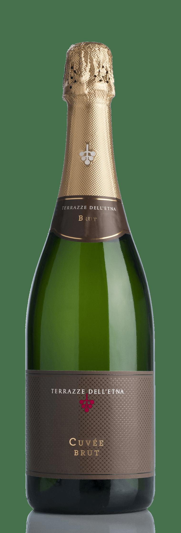 Cuvée Brut  bottle
