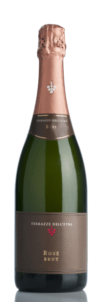 Rosé Brut  Metodo Classico bottle