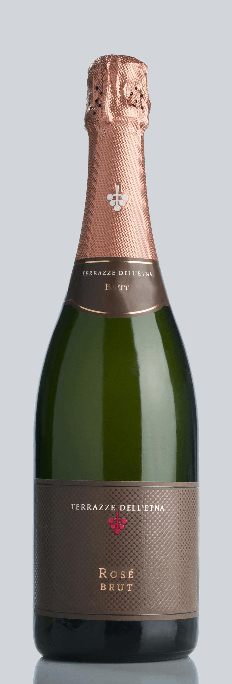 Rosé Brut  bottle