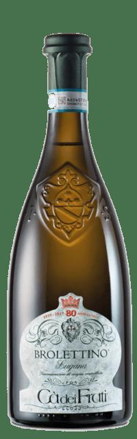 Brolettino Lugana DOC bottle