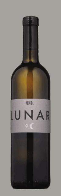 Lunar Brda Suho Belo Kakovostino Vino ZGP bottle