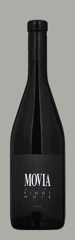 Modri Pinot Noir bottle