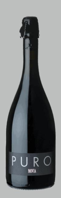 Puro Rosé Brda Suho Kakovostino Peneče  Vino ZGP bottle
