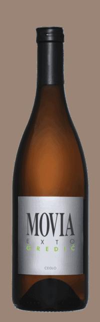 Exto Gredič Brda Suho Belo Kakovostino Vino ZGP bottle