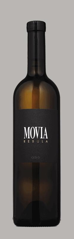 Rebula bottle