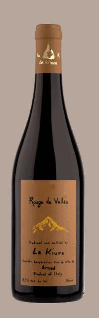Rouge de Vallée  bottle