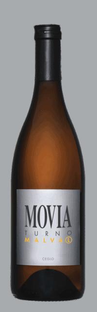 Turno Malval Brda Suho Belo Namizno Vino bottle
