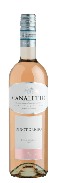 Pinot Grigio Rosé Delle Venezie DOC bottle
