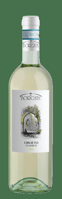 Orvieto bottle