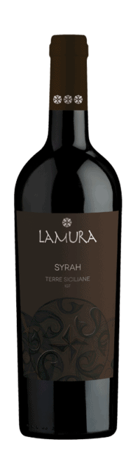 Syrah  Terre Siciliane IGT bottle