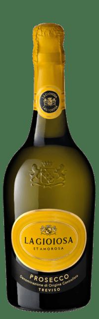 Prosecco  DOC Treviso bottle